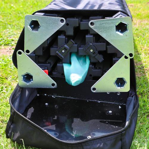Tent-in-bag